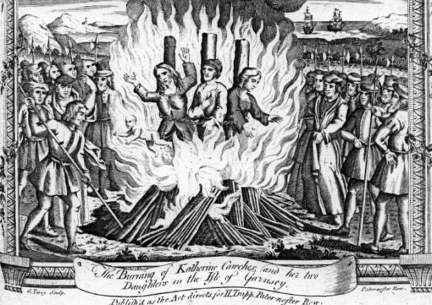 Tudor Women in Foxe's Book of Martyrs