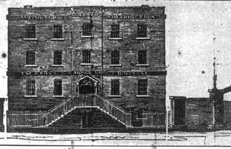 The Foundation of Taunton and Somerset Hospital, 1809-1812