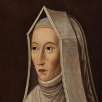 Lady Margaret Beaufort, the 'Red Queen'