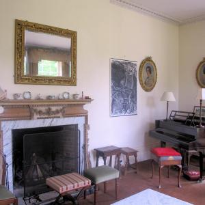 Romsey Abbey and Edmonsham House