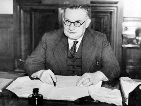 Ernest Bevin: from Devon Farm Boy to Foreign Secretary