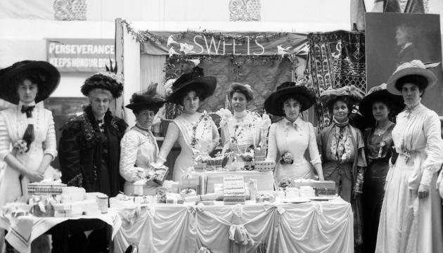 'Deeds not Words': The Militant Suffragette Movement and My Lancashire Grandmother