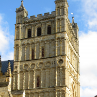 Exeter Cathedral: The early years
