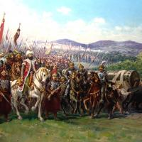 Byzantium and the fall of Constantinople  - POSTPONED UNTIL A FUTURE DATE DUE TO PANDEMIC