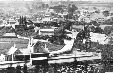 Sherborne: the last 160 years in photographs