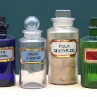 Apothecaries, Pills and Potions: the history of dispensing