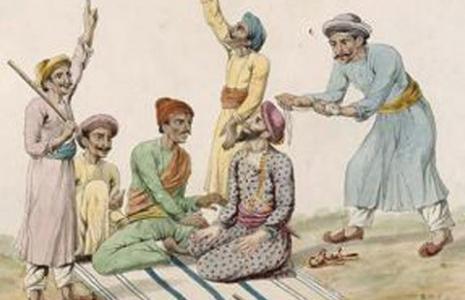 William Sleeman and the East India Company